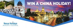 2GB – Win a China Holiday