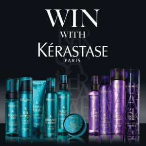Kerastase – WIN the Couture Styling Collection