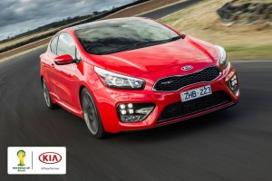 SBS – Win A $34,380 Kia pro_ceed GT Car – World Cup Shoot Out Competition
