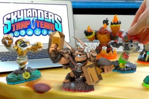 Kzone – (must be 16 or under) Win 1 of 300 double passes to Skylanders Trap Team Event