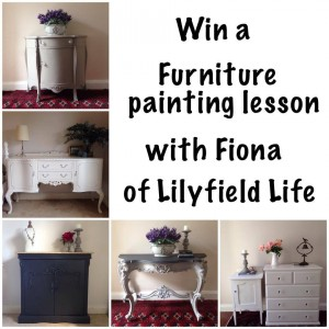 Lilyfield Life – Win a furniture painting class on 24 July (Lilyfield, NSW location)