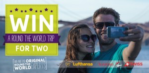 STA Travel – Win a 'Round the World' Trip 2014