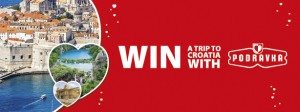 Taste – Major prize to Win a trip to Croatia & Minor prizes to Win Westfiled vouchers and gift baskets