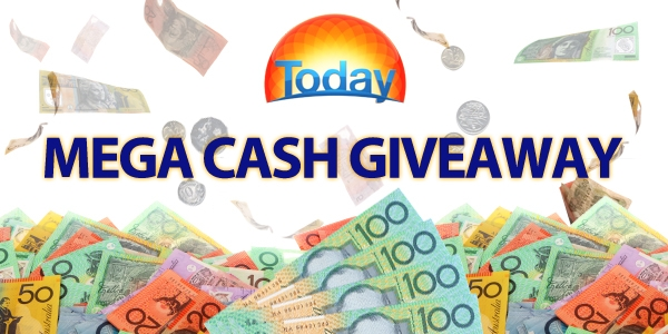 Today Show Australia Money Giveaway