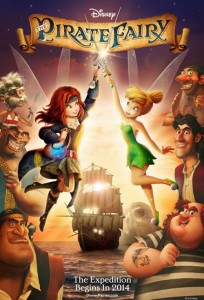 Weekend Notes Sydney – Win 1 of 3 Family Passes to  See 'Tinker Bell and the Pirate Fairy'