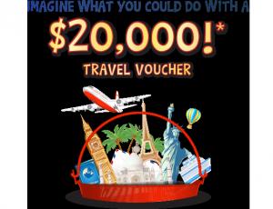 Wyndham – Win a bucket list $20,000 travel vouchers