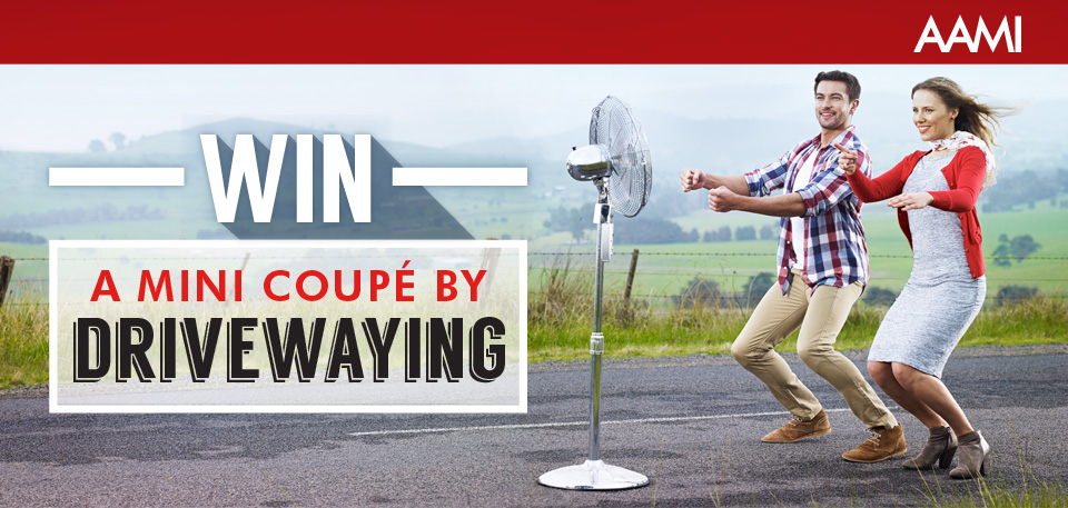 AAMI-Win A MINI COOPER S COUPE