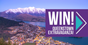 American Tourister – Win a trip to New Zealand