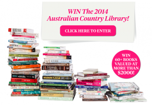Australian Country Magazine – Win $2,000 worth of books