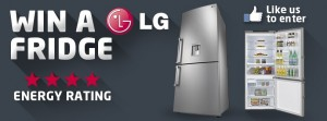 Betta – Win a 450L LG Bottom Mount Fridge