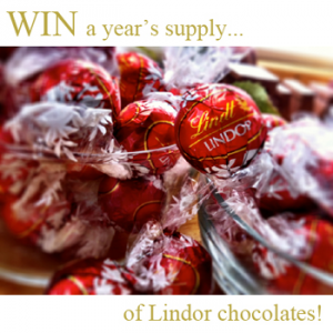 BIG W – Win a year's supply of Lindor Chocolates worth $1,120