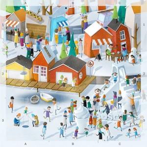 Bosch Winter Wonderland – Win amazing Bosch prizes