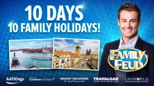 Channel Ten – Family Feud – Win 10 Family Holidays