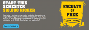 Commonwealth Bank – Uni Students – Win $10,000