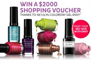 Cosmopolitan – WIN a $2,000 Shopping Gift Voucher
