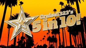 Cruise 1323 – Win a $5,000 5 Star Holiday to Hollywood, USA