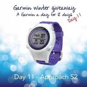Garmin Australia – Win a Approach S2 golf GPS watch