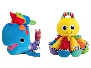 Hip Little One – Win 1 of 2 Lamaze Developmental Toy Packs