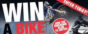 Kincrome – Win a Motorbike