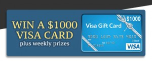 L'OR Espresso – Win $1,000 visa gift card plus weekly prizes