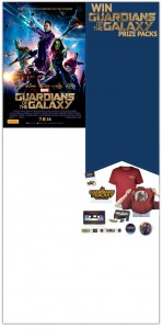 Luna Park Sydney – Win 1 of 10 GUARDIANS OF THE GALAXY Pize Pack
