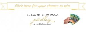 Mark Cox Jewellery – Win 1 of 3 $500 Vouchers