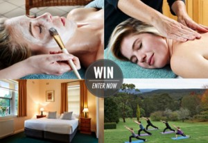 Mouths of Mums – WIN a 2 night Escape Package for you and a friend at Solar Springs Retreat, valued at $1,360