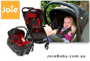 Mouths of Mums – Win a Stroller and Car Seat from Joie
