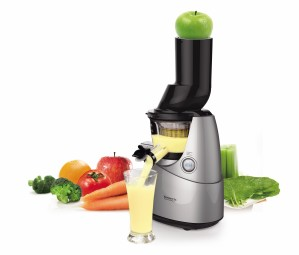 Nature and Health – WIN a Kuvings Whole Slow Cold Press Juicer worth $599.00!