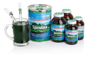Nature and Health – WIN Hawaiian Pacifica spirulina worth $369.00+