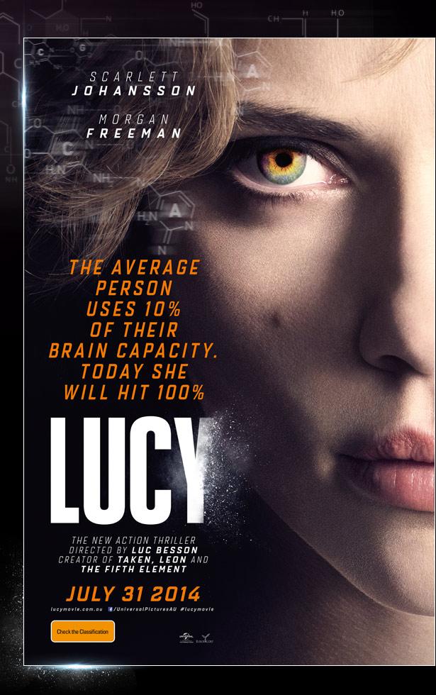 Network Ten – Lucy – Win Macbook Air, iPad mini, iPhon