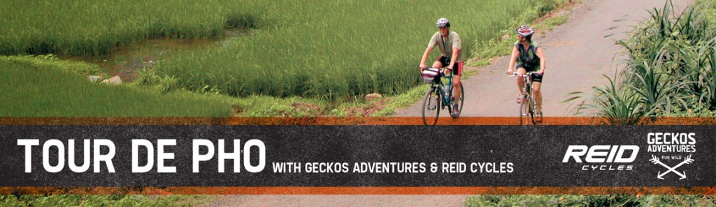 Reid Cycles – Win a trip on the Tour De Pho