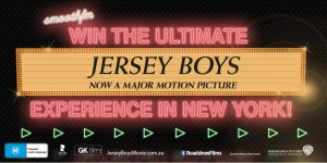 Smooth FM – Win a trip to New York to see Jersey Boys on Broadway