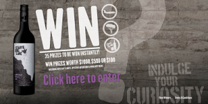 Starve Dog Lane – Win a mystery flight plus other $1,000, $500 prizes