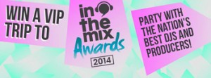Student Flight – Win A Trip In The Mix 2014 Awards in Sydney