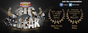 SuperCheap Auto – Big Break – Win $20,000 Competition