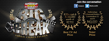 SuperCheap Auto – Big Break – Win $20,000 Competition
