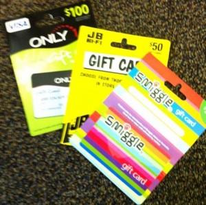 T & L's – Win $170 worth of vouchers