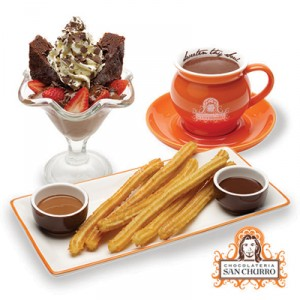 That's Life – Win San Churro voucher giveaway