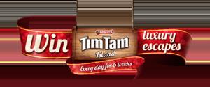 Tim Tam – Win a Hamilton Island escape every day