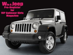 VIP Glamour Girls Magazine – Win A Jeep Wrangler