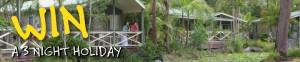 Win a 3 night holiday at Darlington Beach Holiday Park (NSW, no travel)