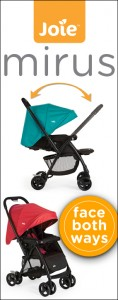 Woolworths Baby and Toddler Club – Win Mirus Reverse Handle Strollers valued at $279