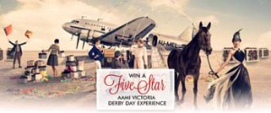 AAMI Insurance – Win a $25,000 Victoria Derby Day Experience 2014