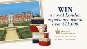 Aust Women's Weekly – Win a trip to London worth over $11,000 for two