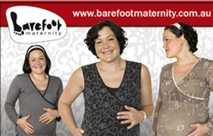 Australia Made – Win a $100 Voucher from Barefoot Maternity