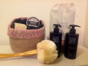Australia Organic Directory – Win a Gift Pack of Planet Luxe Bathroom Products