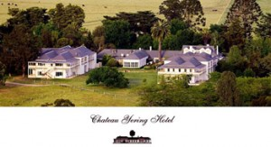 3AW – Win 1 of 3 amazing weekends at Chateau Yering Hotel in Yarra Valley