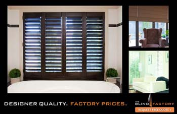 3aw – Win 1 of 5 $1000 worth of new blinds from the Blind Factory