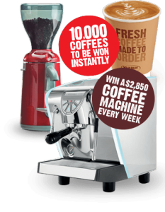 BP – Win a $10,000 Trip to Brazil and Coffee Machines